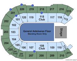 Cheap Comcast Arena At Everett Tickets