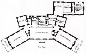 Joyous 8 Old English Mansion Floor Plans Mansions  HomecaFloor Plan Mansion