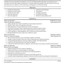 Forklift Mechanic Sample Resume Podarki Co
