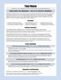 Sample Resume For Project Coordinator In Construction Save Safety