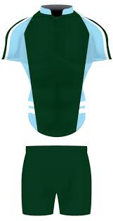 jersey rugby shirt rugby green white png image with transpa background