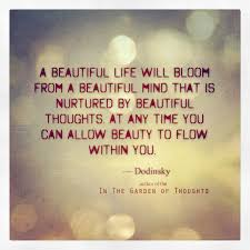 Beautiful Thoughts Quotes Best of Quotes About Beautiful Thoughts 24 Quotes