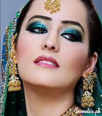 9 beautiful eye makeup of indian brides for 2016