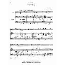 Clarke, Rebecca - Passacaglia for Viola and Piano - Schirmer Edition | SHAR  Music - sharmusic.com
