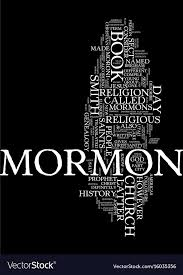 Church Genealogy Mormon Church Genealogy Text Background Word