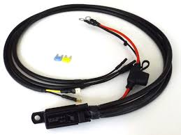 motorcycle wiring harness kits