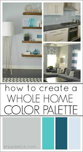 Sherwin Williams Color Palette How To Create A Whole Home Color Palette