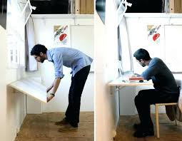 space saving office. Space Saving Office Desk Saver Ideas Bold Design Transforms A Tiny Rooftop Machine Room