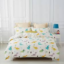 100 cotton twin queen king size cute bedding set for children kids bed sheet set single double size soft duvet cover bed set canada 2019 from bluesky11