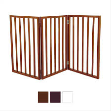 video wooden pet gate17