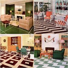 Reasons Why S Homes Rocked - 1950s house interior