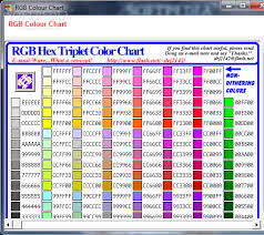 Vb Color Chart Bedowntowndaytona Com