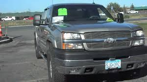 2003 Chevrolet Silverado 2500HD LT, Crew cab, 4x4, Duramax 6.6 ...