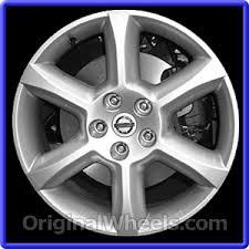 Nissan Maxima Bolt Pattern