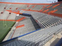 Ben Griffin Stadium Seating Chart Ben Hill Griffin Stadium Seating Chart With Seat Numbers