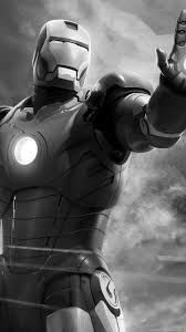 (the guy who plays ironman in the movie version). Games Black And White Iron Man Hd Game Wallpaper Black And White Desktop Background