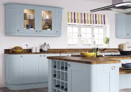 Blue Painted Kitchen Cabinets Duck Egg Blue Kitchen Cabinets Quicuacom