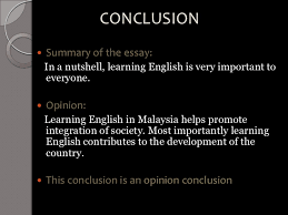 importance of learning english  <br > 7