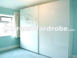 sliding doors tonnes door wardrobe hinges instructions 3 ikea pax assembly