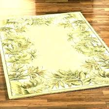 palm tree rug area rugs s round