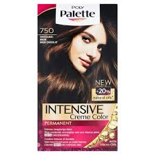 Intensive Creme Color 750 Chocolade Bruin Permanente Haarkleuring