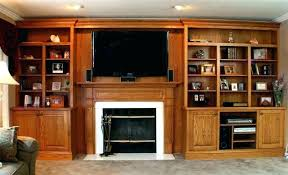 wall entertainment center with fireplace fireplace wall unit gas fireplace entertainment center custom oak television and gas fireplace wall unit fireplaces