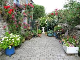 Small Picture Image Of Elegant Cheap Backyard Landscaping Ideas Small Back Yard