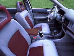 2003 Chevy Impala Seat Covers - Velcromag
