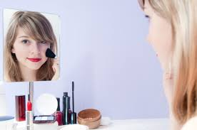 sey college in england pulled all the mirrors from their bathrooms in attempt to get age s to stop wearing makeup in cl the high or