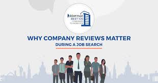 employment reviews company why company reviews matter during a job search i jobberman