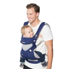 Ergobaby 360 All Carry Positions Ergonomic Cool Air Mesh Baby ...