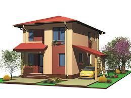 Design Exterior Case Moderne : Arazu constructii si design interior