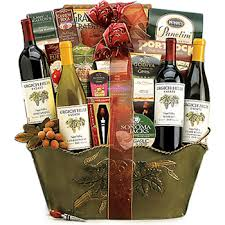 gift baskets overseas review