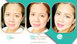 mary kay makeup foundation review gen zeltv you application on the above photo is only one layer of the