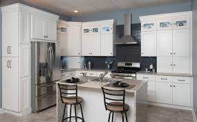 elegant white shaker kitchen cabinets rta cabinet