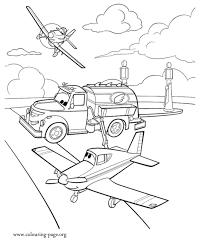Coloring Pictures On Disney Planes Free Printables