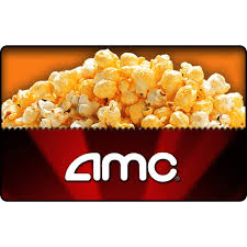 amc theatres gift card 25 35 50 or 100 fast email delivery ebay