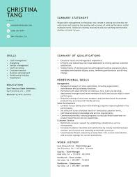 Ideal Resume Format 3 Resume Formats For 2019 5 Minute Guide