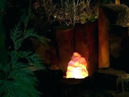 make fake fire pit with plans heater diy campfire assembly instructions trading post prepare faux skulls pretty lace fake fire pit