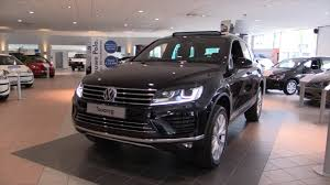 Volkswagen Touareg 2016 In Depth Review Interior Exterior - YouTube
