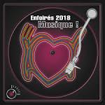 Enfoirés 2018 musique! album by Les Enfoirés