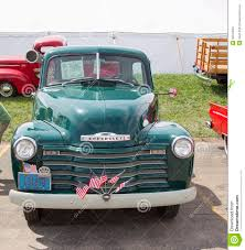 1950's Chevy Pickup Truck editorial stock photo. Image of pick ...