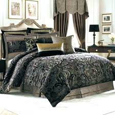 black and brown bedding cream and gold ng wooden bed white carpet brown floor black duvet cover rose black white and brown bedding