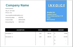 Performa Format Performance Invoice Template Proforma Example Word Format