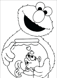 Sesame Street Alphabet Coloring Pages Printable Coloring Pages