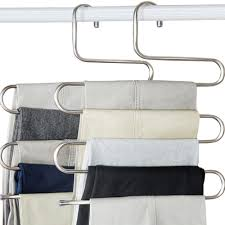 china trousers hanger magic pants clothes closet belt holder rack bathroom room kitchen shelf organizer and storage accessories china trousers hanger