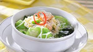 Tapi dengan resep sayuran berkuah segar ini di jamin, anak tidak akan menolak untuk makan. 10 Resep Masakan Berkuah Tanpa Santan