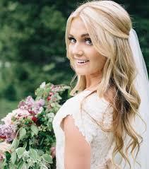 Image Coiffure Mariage Avec Voile Cheveux Long Coiffure