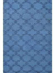 rugsville moroccan trellis beni ourain turquoise blue rug 120 x 180 cm
