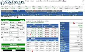 How To Buy Pse Stocks Online Col Financial Invest Money Ph
